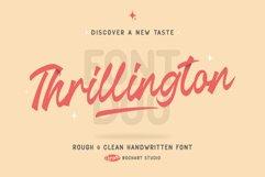 Thrillington    FONT DUO Product Image 1