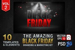 Black Friday Templates Vol 2 Product Image 1
