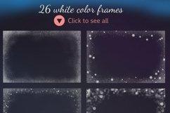 A big set of Winter Frames Product Image 4