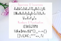 Spring Fever - A Handwritten Font Product Image 2