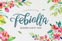 Febiolla Script Product Image 1