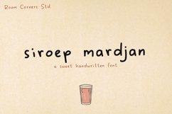 Siroep Mardjan Handwritten Product Image 1
