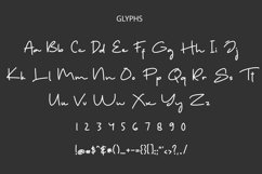 Gelora Handwritten Font Product Image 2