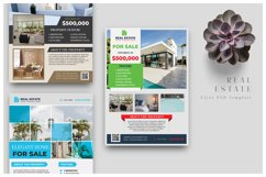 Real Estate Flyer Template Product Image 1