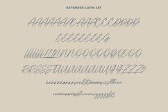 Le Patterns Script Font Product Image 4