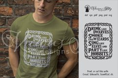 Drink like dwarves, smoke like wizards Product Image 1