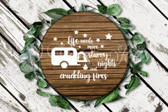 Camping design, starry nights and crackling fires Product Image 5