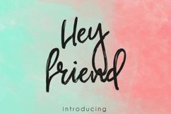 Hey Friend Product Image 1