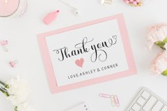 Lovey dovey Font Duo Plus Extras Product Image 15