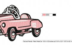 RETRO Pedal Car in 2 sizes Product Image 2