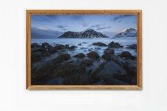 Misty Stones - Wall Art - Digital Print Product Image 2