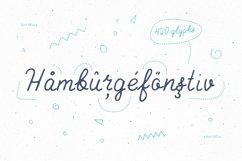 April—handwritten font Product Image 3
