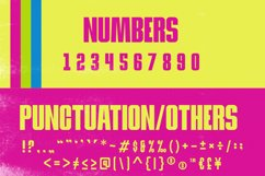 Quitter Bold Typeface Product Image 5