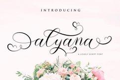 alyana script Product Image 1