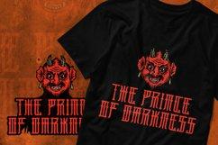 Hellfire Font Product Image 2
