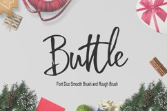 Buttle Font Duo Product Image 1