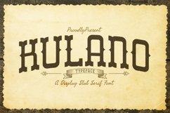 Web Font Kulano Product Image 1