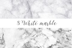White marble digital paper pattern Product Image 4