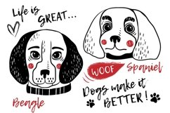 Cute Dogs Graphic Pack Product Image 6
