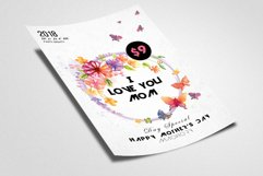 Happy Mothers Day Flyer Product Image 2