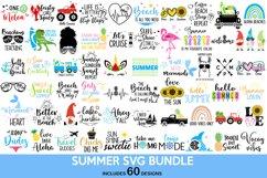 summer svg bundle, beach svg Product Image 1