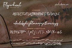 Flywheel Font Swashes Product Image 2