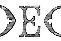 Victorian Alphabets Product Image 2
