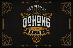 Dohong Kaliba - Display Product Image 1