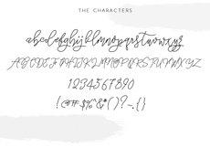 Lakehouse - Fancy Script Font Product Image 5