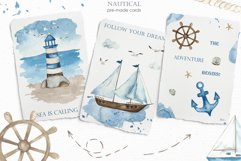Nautical watercolor collection Product Image 5