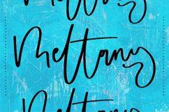 Meltany | Beauty Signature Font Product Image 1