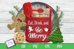 Christmas Pot Holder Bundle - 6 Christmas Pot Holder designs Product Image 6