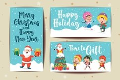 Bunny Christmas Cute Script Font Product Image 3