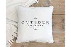 Pillow mockup bundle in PSD and JPG | Sublimation blanks Product Image 4