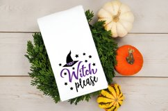 Witch please SVG, Halloween cut file Product Image 3