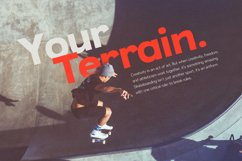 Urban Font | Inline Font Duo | Street Cred Product Image 5