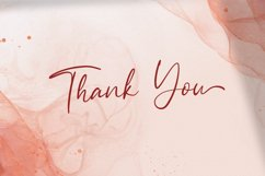 Aliya Ramsey - Handwritten Font Product Image 14