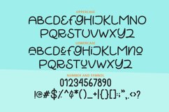 Malcow - Cute Layered Font Product Image 4