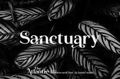 The Atlantic//Modern Serif Font Product Image 3