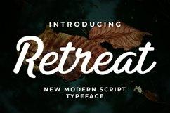 Web Font Retreat Product Image 1
