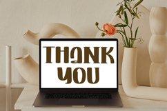 Vanila Creamy - A Smart & Cute Font Product Image 4