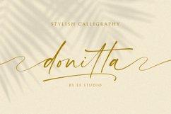 donitta   Stylish Calligraphy Product Image 1