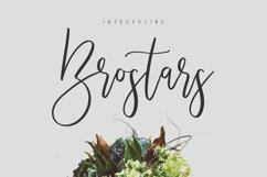 Brostars Typeface Product Image 1