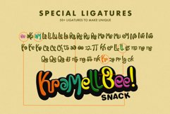 Swaylea | Layered Font and Dingbats Product Image 3