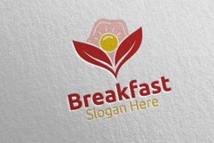 Fast Food Breakfast Delivery Logo 18 Product Image 5
