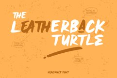Heavyrust | Display Font Product Image 3