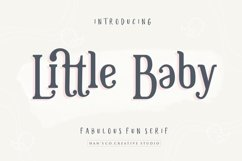 Little Baby Product Image 1