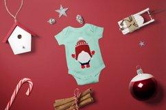Christmas gnomes SVG. Sublimation Design Product Image 2