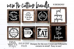 Cutting For Beginners Farmhouse Bundle   SVG & DXF Set Product Image 1