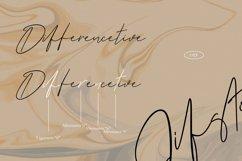 Jifstone Signature Handmade Font Product Image 8